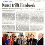 Badische Zeitung 08-03-2010 Efringen